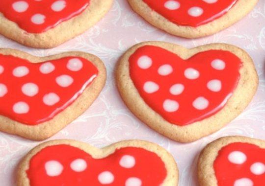 Recetas fáciles de San Valentín