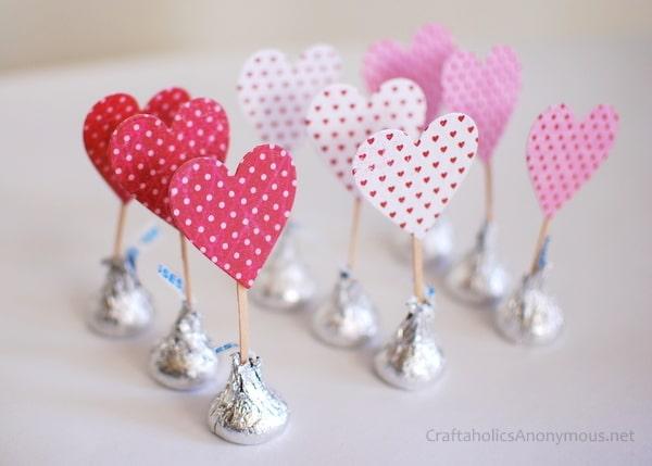 Regalos dulces de San Valentín