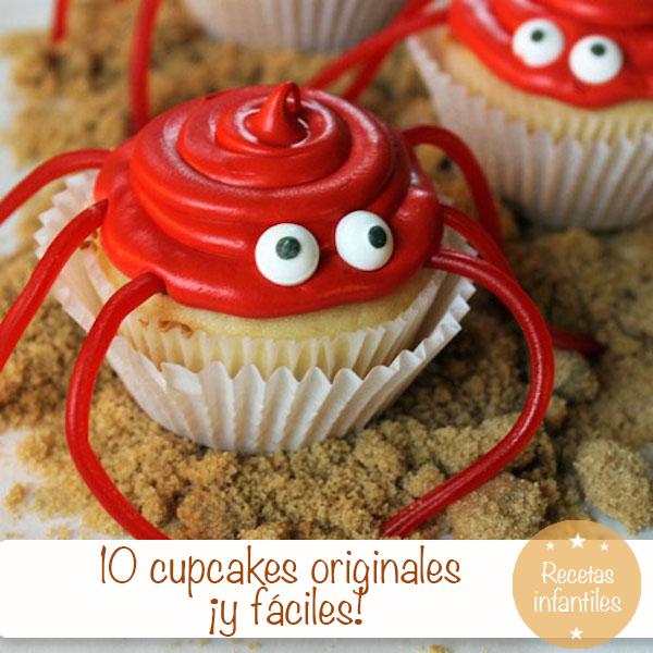 Cupcakes fáciles y originales