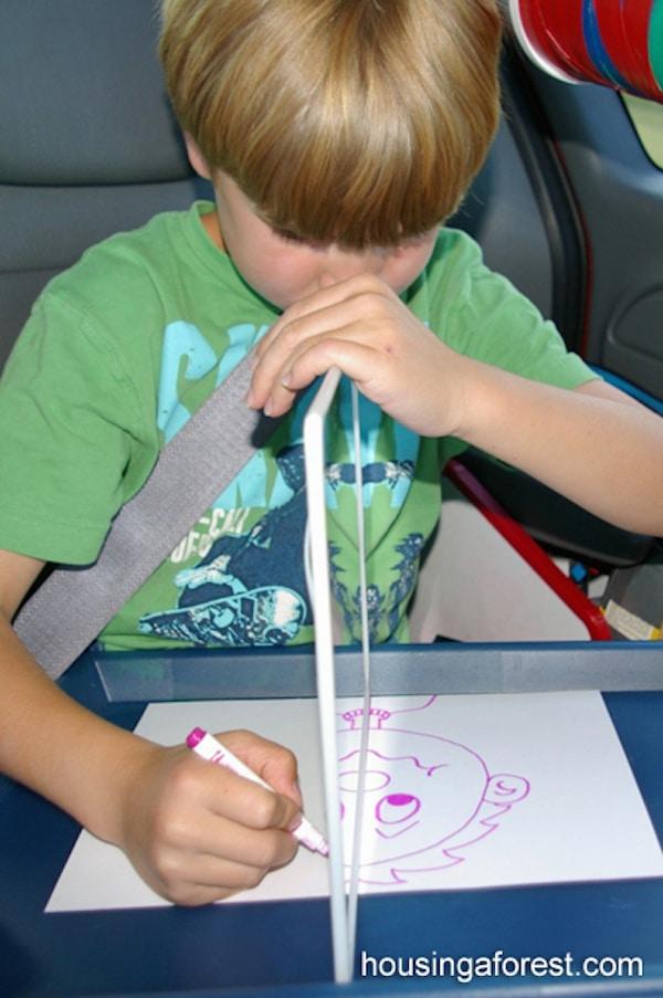 Técnicas de dibujo infantil