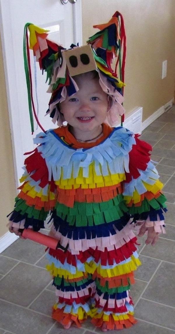 Disfraces caseros para bebés