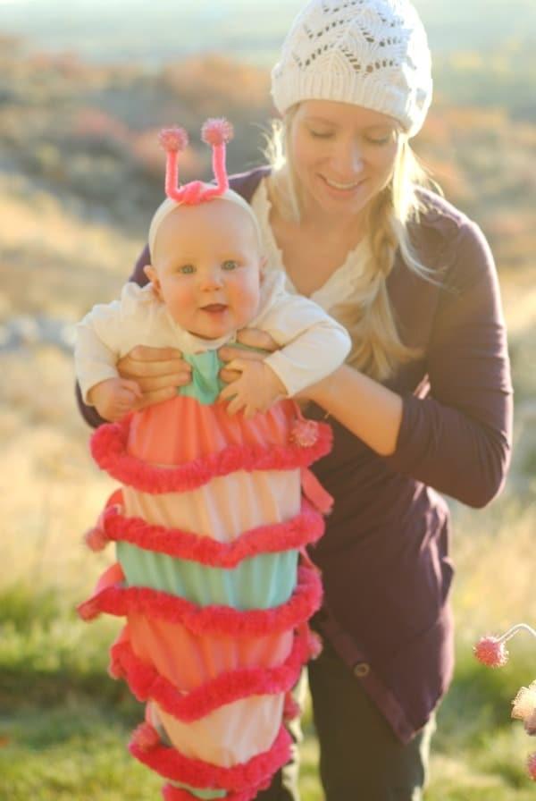 Disfraces fáciles de bebé