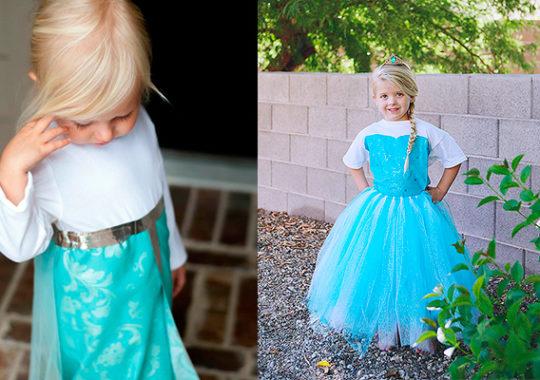 Disfraces de Elsa de Frozen