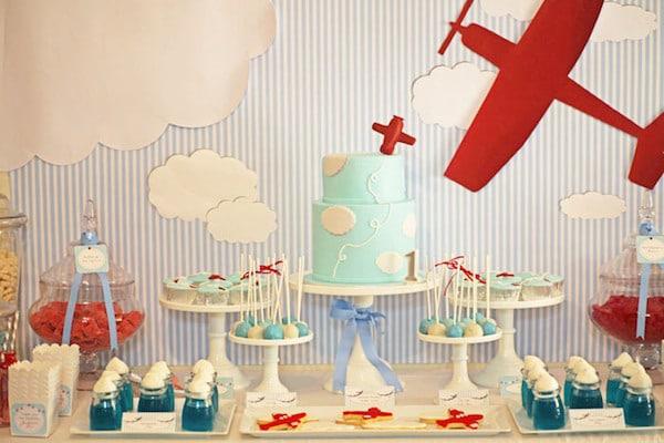 6 ideas para el primer cumplea os - Fiesta cumpleanos infantil en casa ...