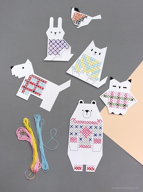 Manualidades para coser