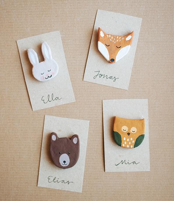 Manualidades de animales para niños