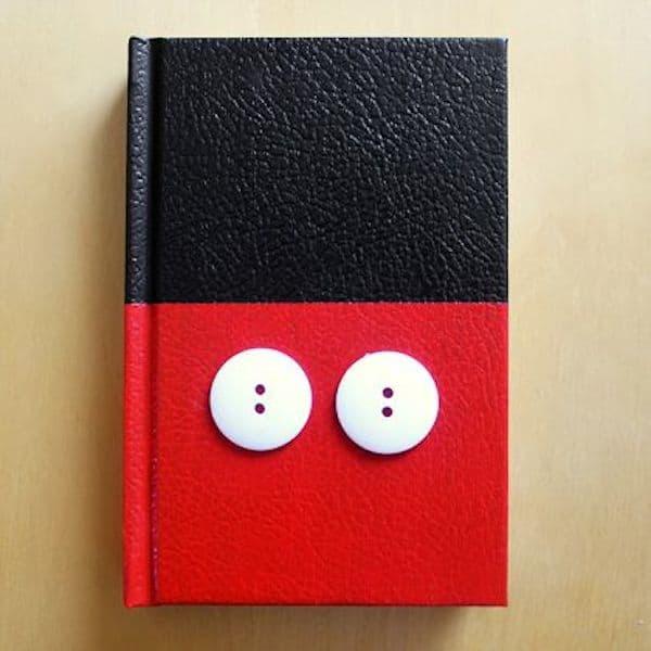 Manualidades de Mickey para niños