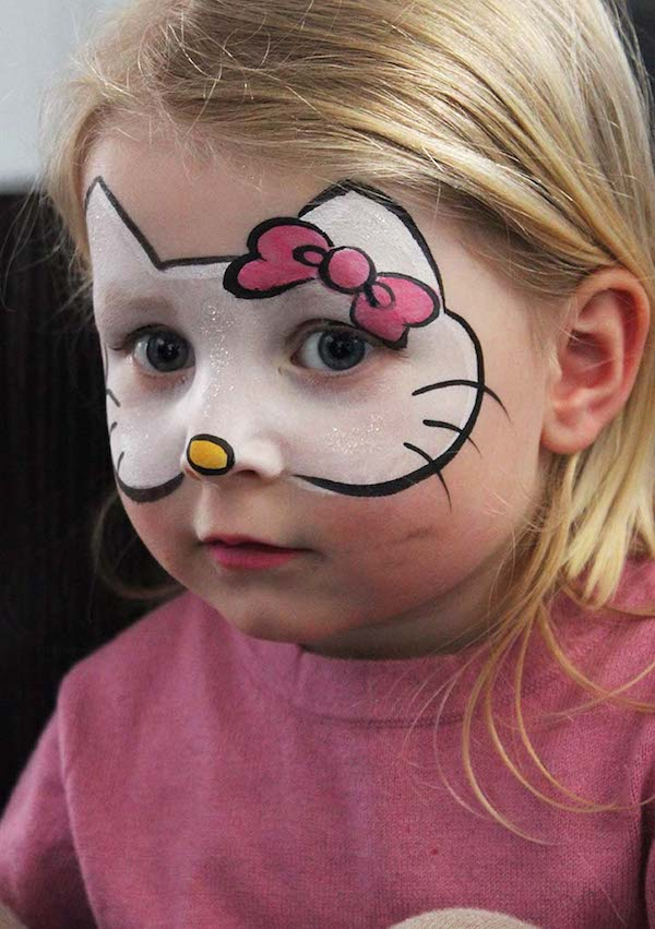 10 ideas de maquillaje infantil para carnaval pequeocio. Black Bedroom Furniture Sets. Home Design Ideas