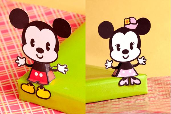 6 Manualidades Infantiles De Mickey Y Minnie Mouse Pequeociocom