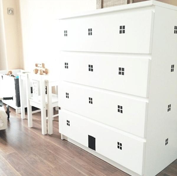 6 muebles infantiles personalizados pequeocio - Ikea muebles infantiles ...