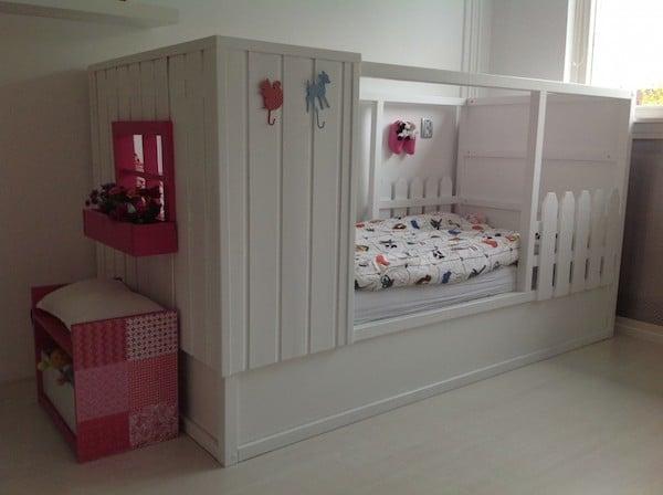 6 muebles infantiles personalizados pequeocio - Ikea cama infantil ...