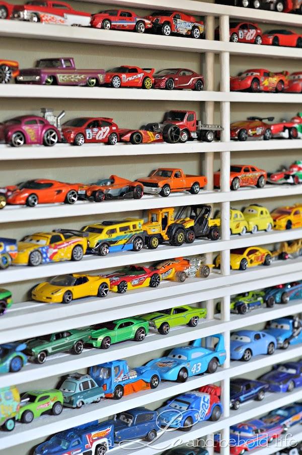Habitaciones infantiles en orden 8 ideas pr cticas - Habitaciones de juguetes ...