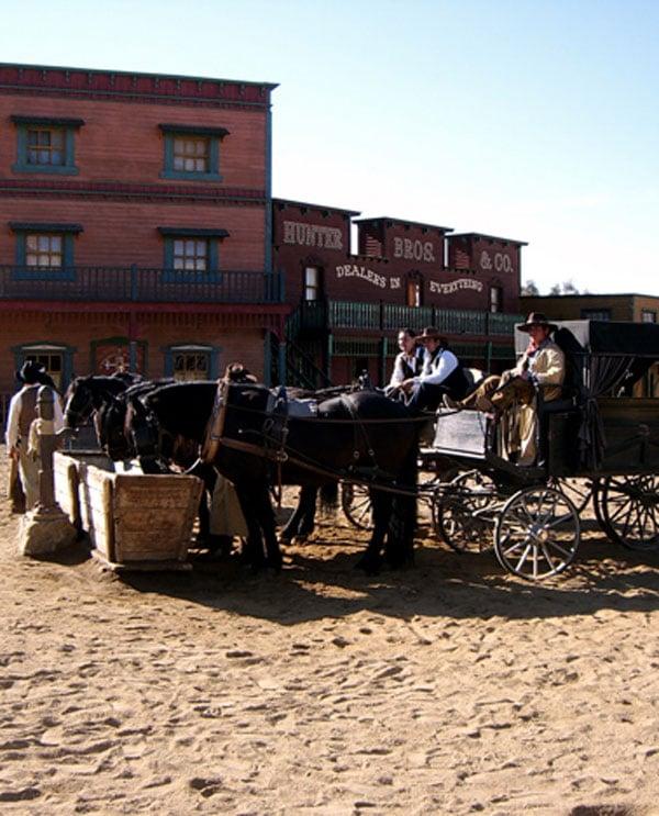 Parques temáticos en España: Oasys