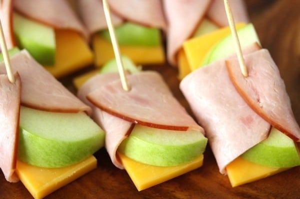 5 recetas para ni os picoteo saludable pequeocio - Cena de picoteo en casa ...