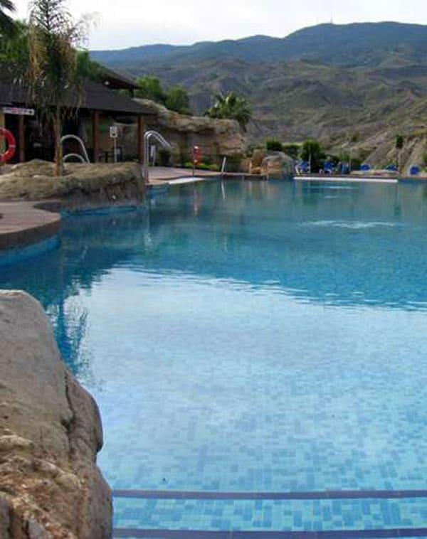 Parque temático de Almería: Oasys