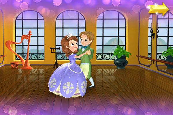 Juegos gratis de Princesa Sofía