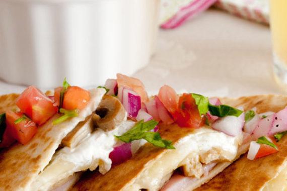 Recetas fáciles con tortillas de trigo
