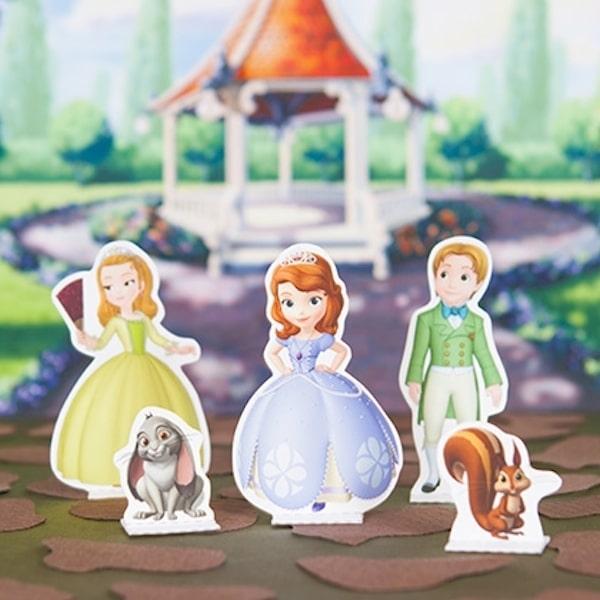 Manualidades de la princesa Sofía