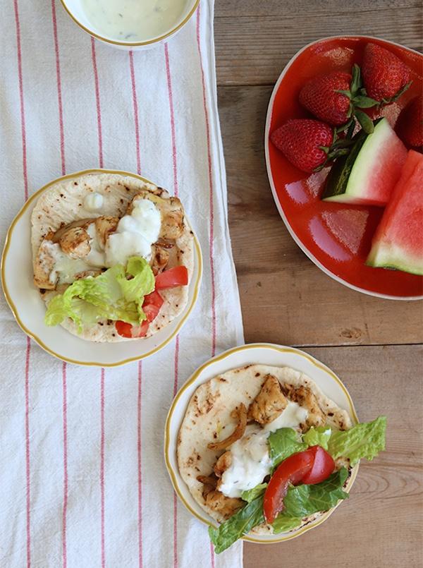 6 comidas f ciles para toda la familia for Comidas sencillas