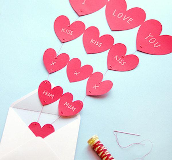 Manualidades De San Valentín 5 Tarjetas Divertidas Pequeociocom
