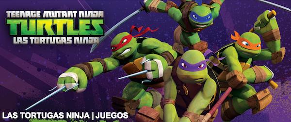 3 juegos online gratis de las Tortugas Ninja  Pequeocio