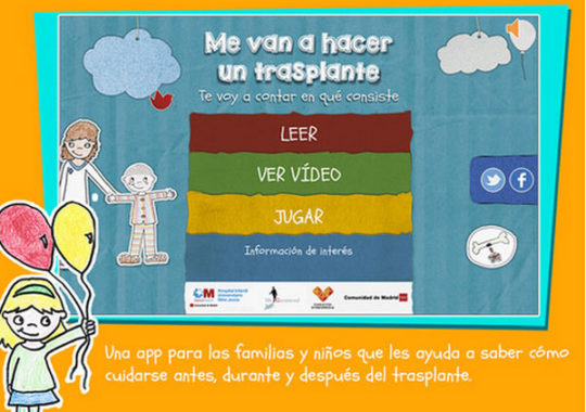 App gratis Trasplante de Médula