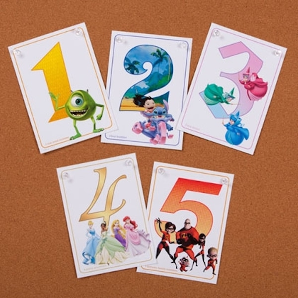5 Manualidades Faciles Aprender Numeros on Free Flash Cards Numbers