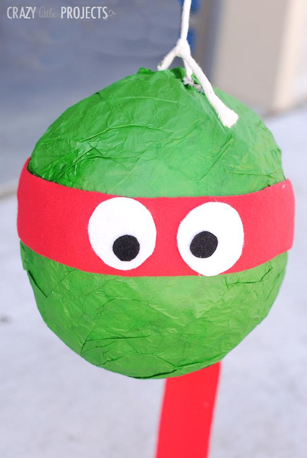 Cumpleaños infantiles, ¡de las Tortugas Ninja! - Pequeocio