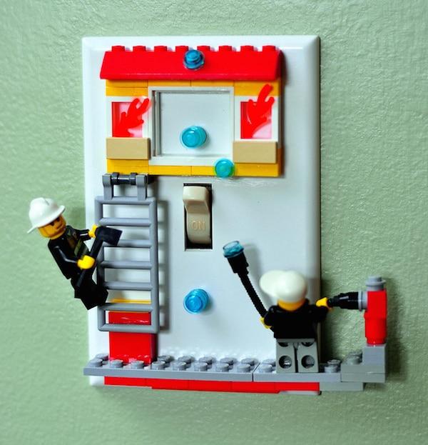 Habitaciones Infantiles Interruptores Decorados Pequeocio