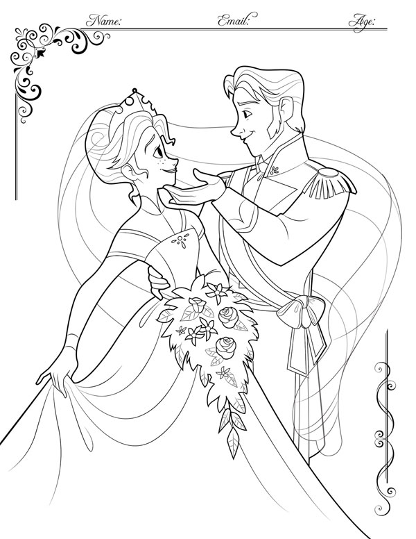 7 dibujos de san valent n para imprimir y colorear pequeocio for Coloring pages for frozen characters