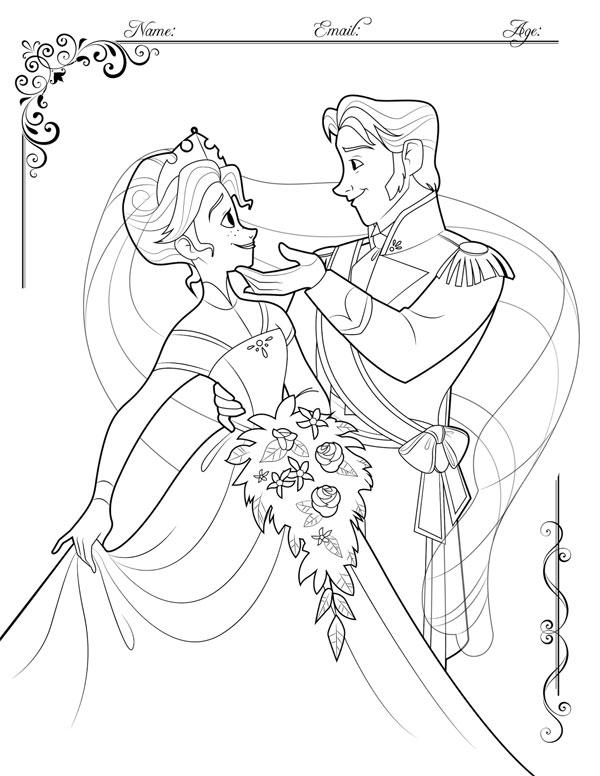 7 Dibujos De San Valentin Para Imprimir Y Colorear