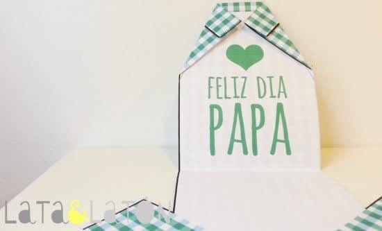 Postal para el Día del Padre gratis
