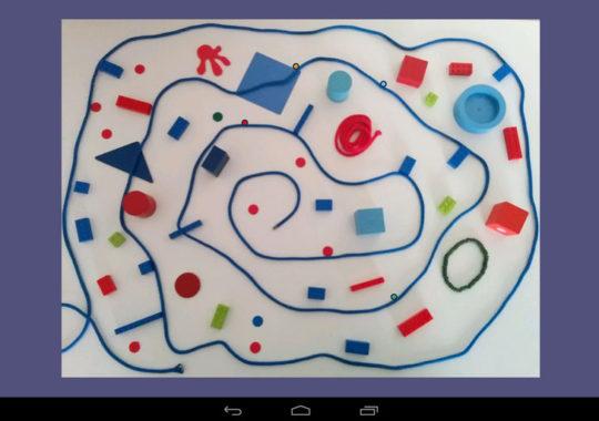 Inventame, una app infantil gratis