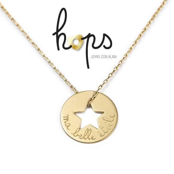 Joyas personalizadas Hops, regalo de San Valentín