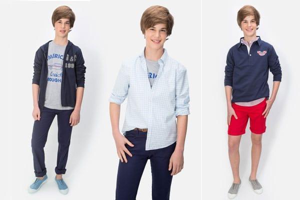 Ropa de moda para ni os - Moda nino 2015 ...