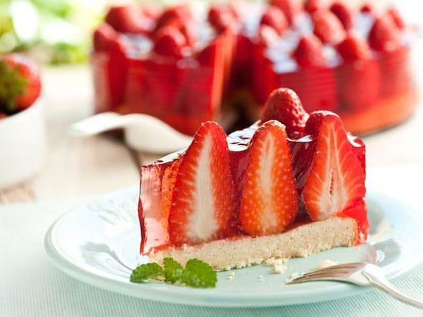 Postres fáciles con fresas