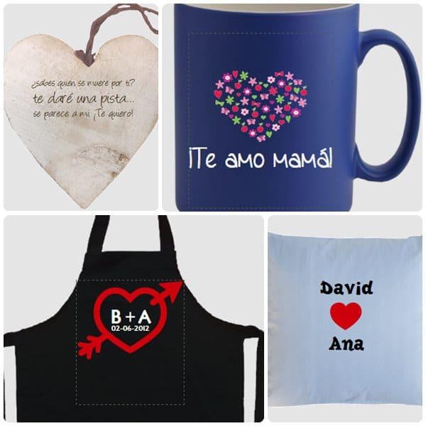 Regalos para San Valentín personalizados