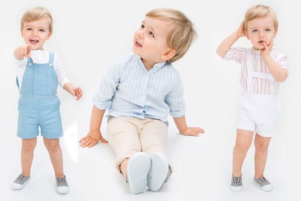 Moda para niños de Gocco 2015