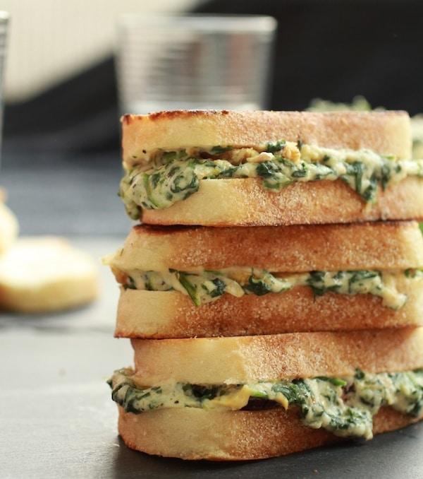 Recetas de sándwiches originales