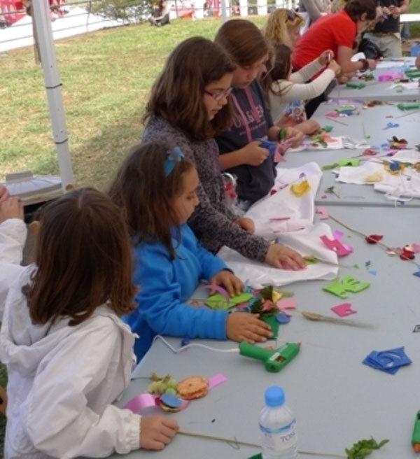 Talleres para niños 2015 en Tenerife