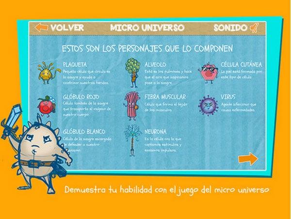Trasplante de médula, una app para niños gratis