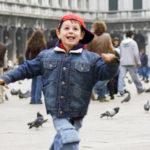 Venecia con niños