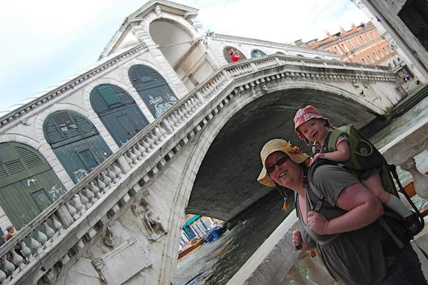 Qué ver en Venecia con niños