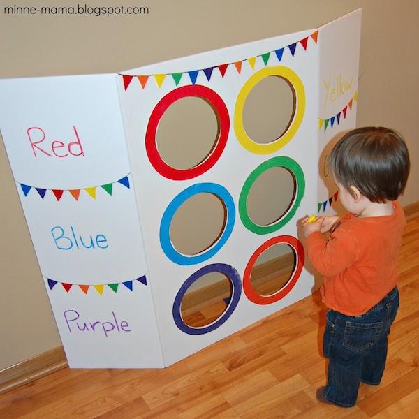 6 Juegos Educativos Para Aprender Los Colores Pequeocio Com