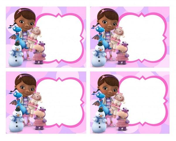 Fiestas infantiles de la Doctora Juguetes  Pequeocio