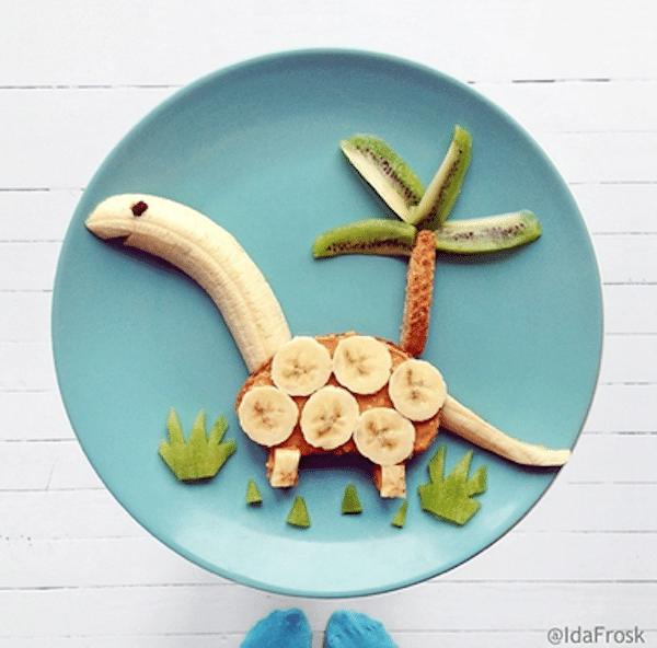 Desayunos sanos infantiles