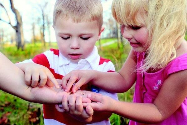 importancia de ensenar a los ninos a cuidar el medio ambiente