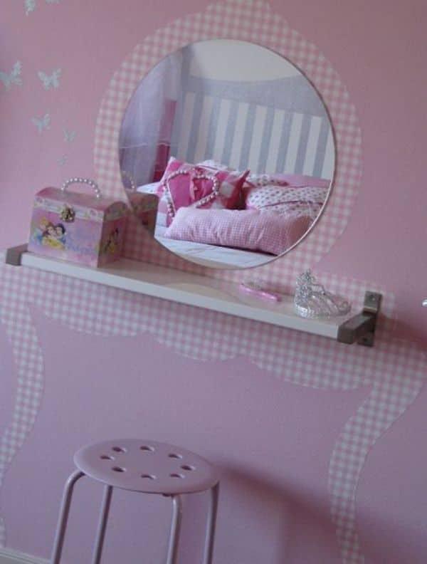 Muebles infantiles, tocador