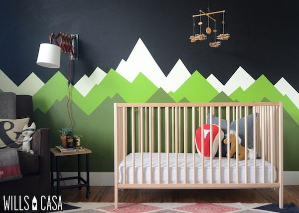 Murales infantiles para copiar