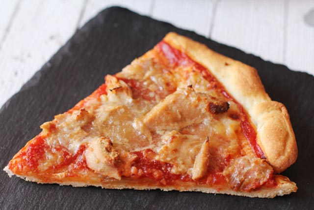 pizza de atun casera